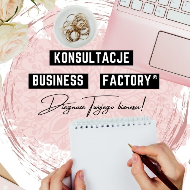 konsultacja Business Factory _Ideas Factory