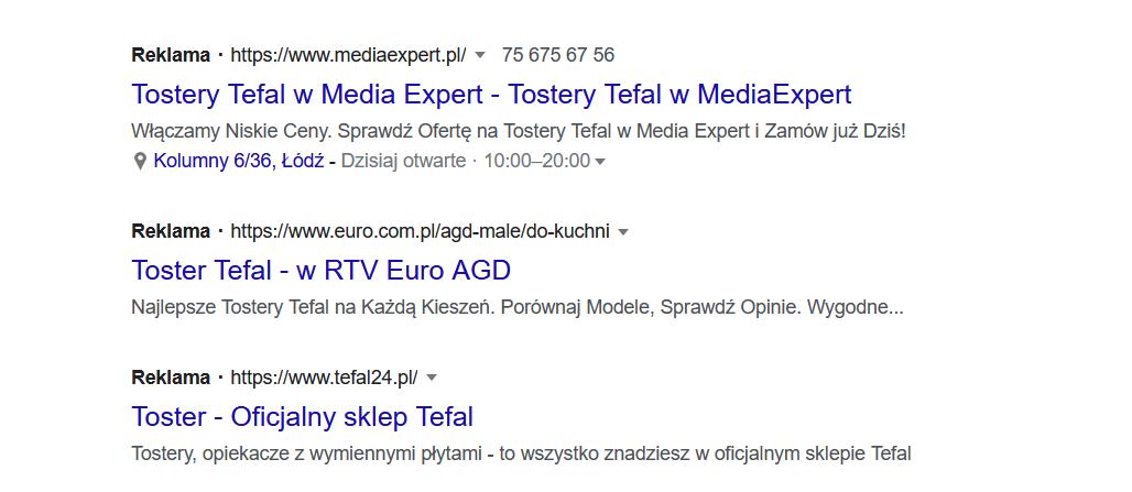reklama Google Ads_Ideas Factory
