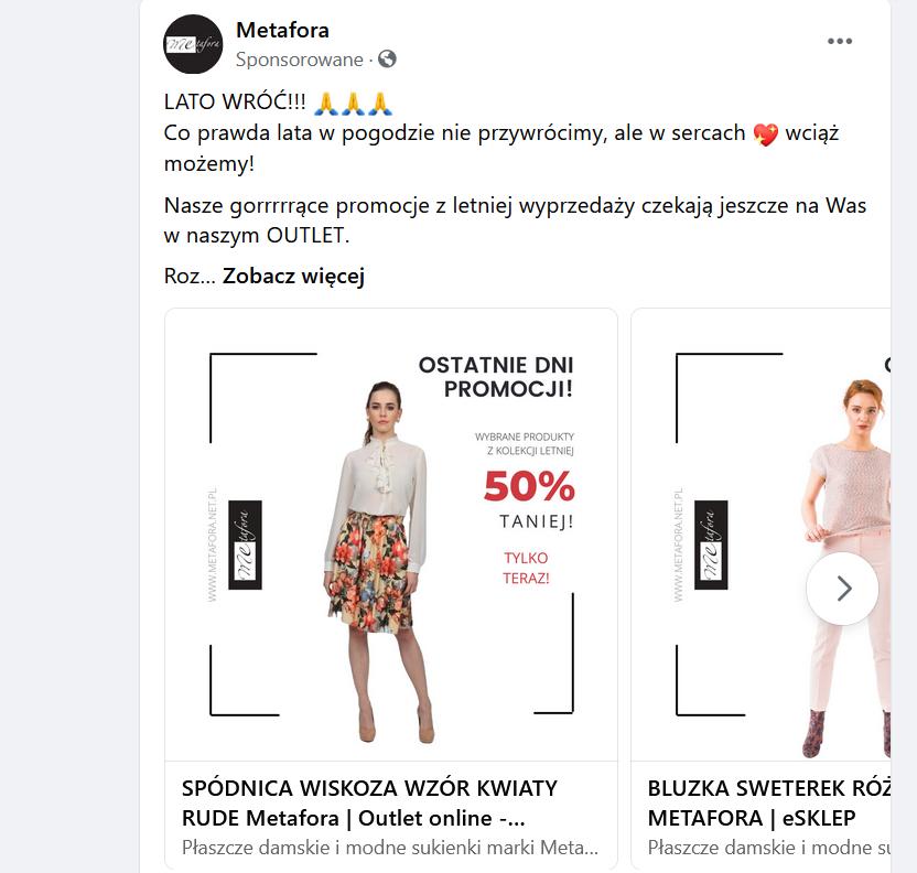 reklama Facebook Ads_Ideas Factory